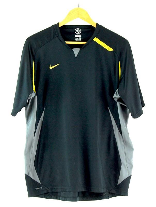 Mens Nike Dri Fit Black Tshirt
