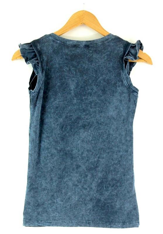 Back of Womens Diesel Tshirt