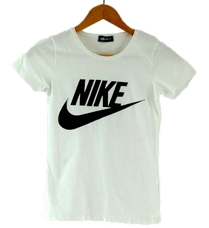 Womens Nike Tshirt White