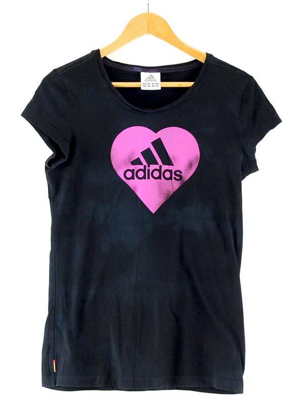 Adidas Black Tshirt Women