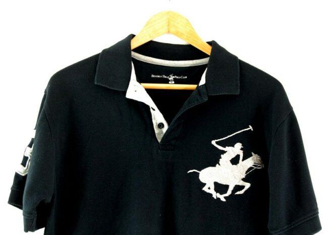 Close up Horse logo Polo Shirt