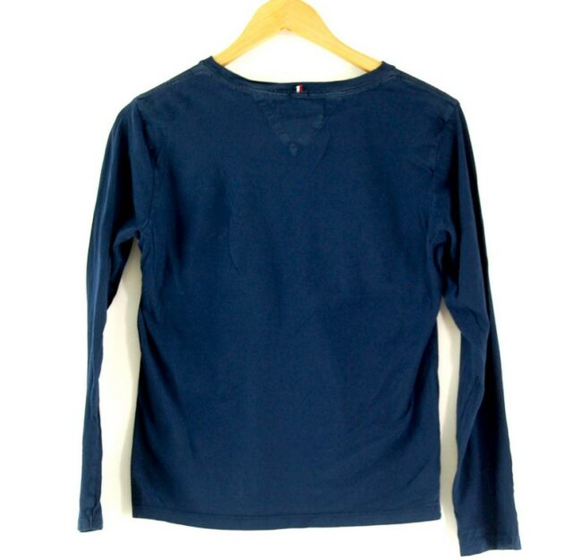 Back of Hilfiger New York T Shirt