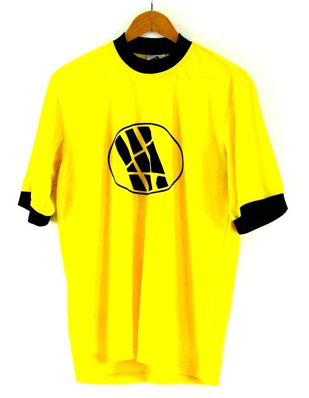 Yellow T Shirt Adidas