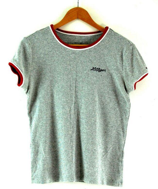Tommy Hilfiger Grey T Shirt