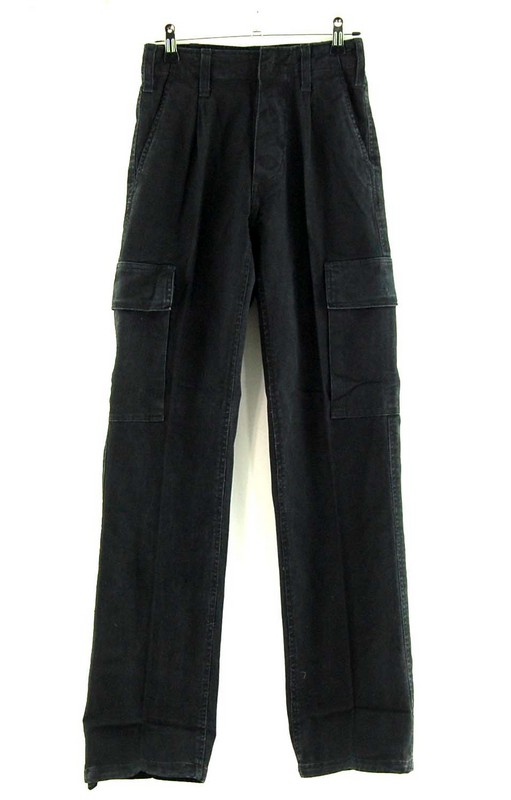 Black Army Pants Women