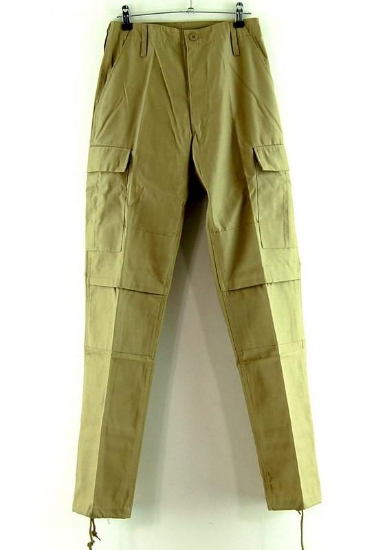 Khaki Army Surplus Pants