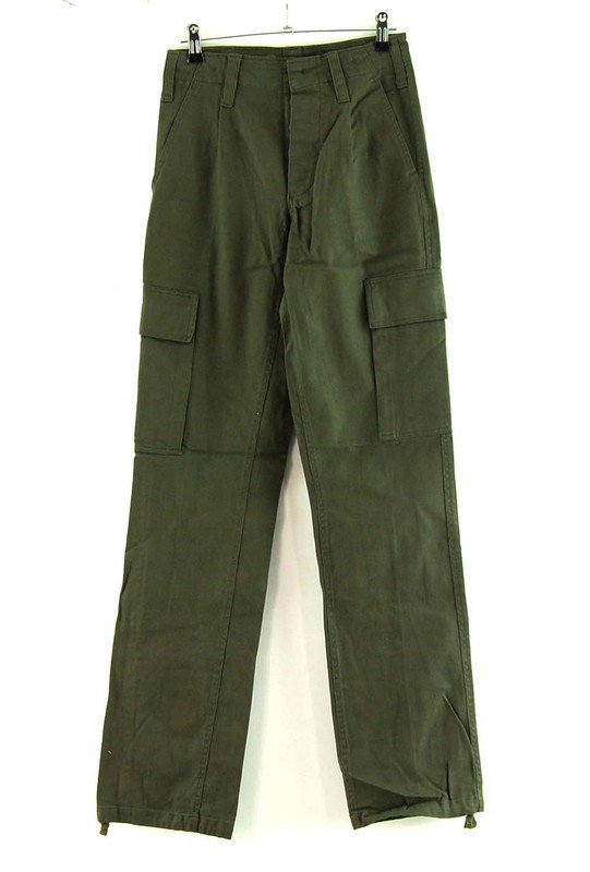 Olive Green Army Pants