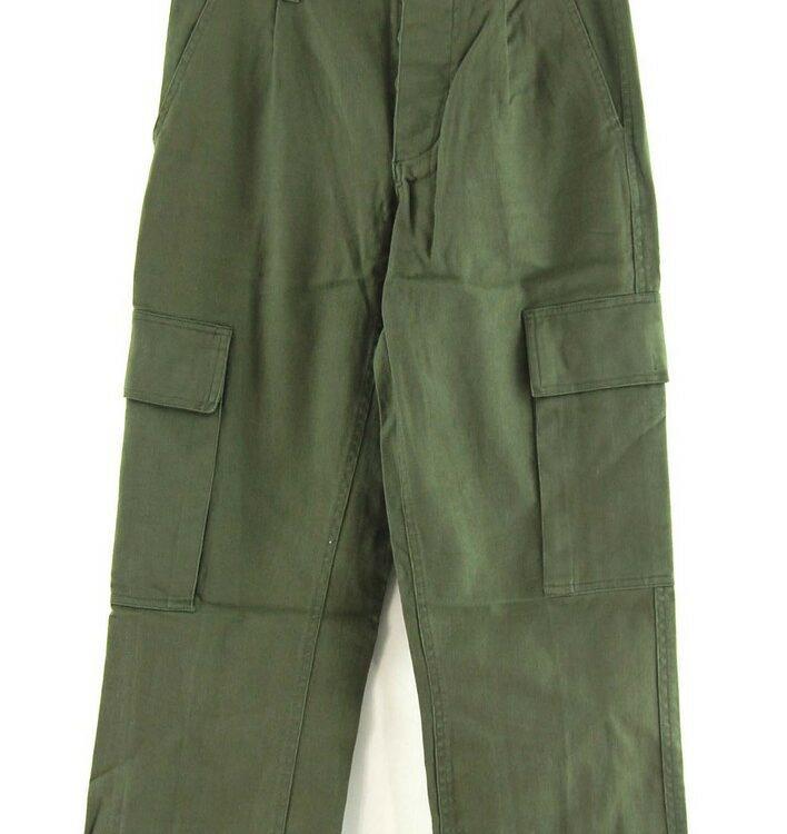 German Army Moleskin Pants