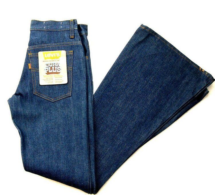70s Levis 784-0919 Dura Plus Bell Bottom Jeans