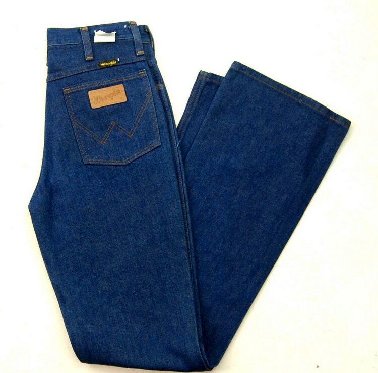 70s Wrangler Bootcut Jeans 945 Long