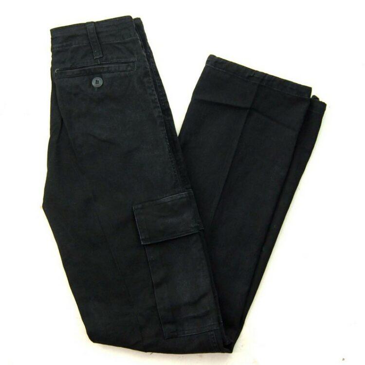 Black Army Pants Womens