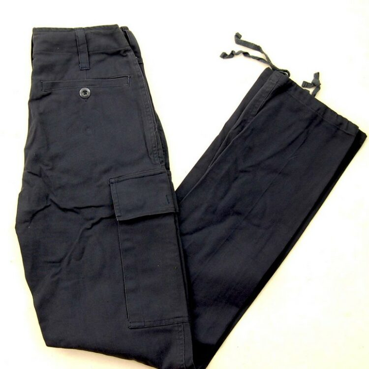 Black Combat Pants Womens
