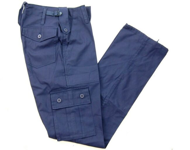 Blue Army Pants