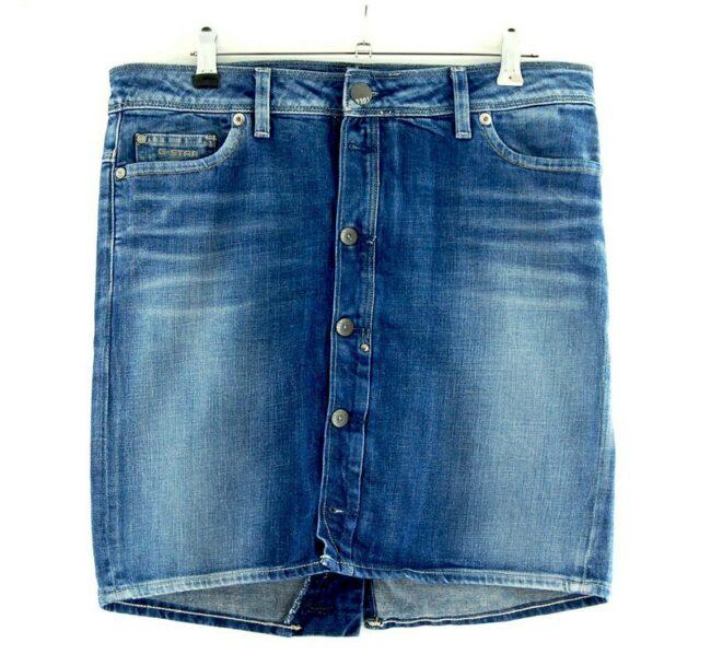 G Star Denim Skirt