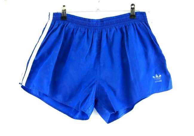 Adidas Blue Stripe Shorts