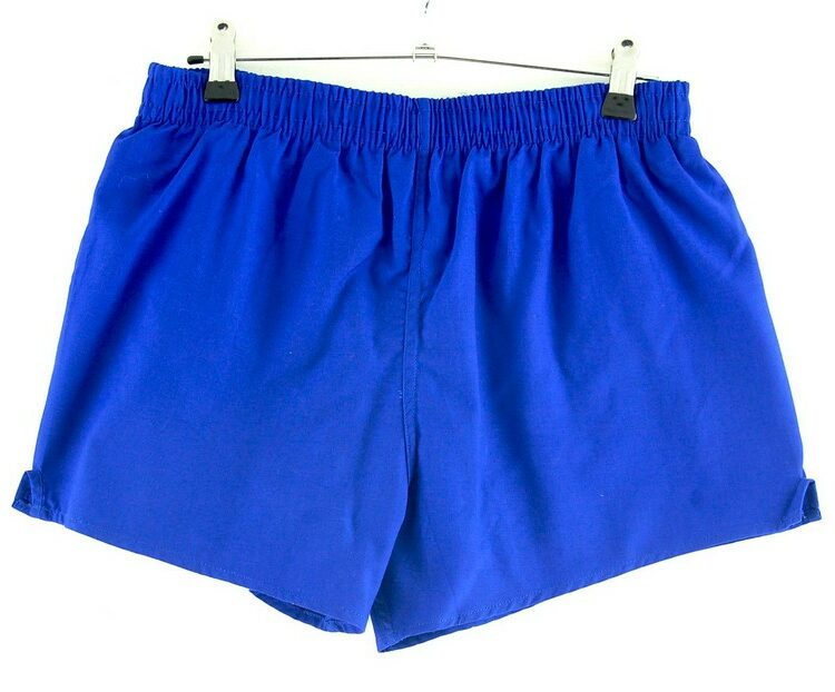 Mens Blue Army Shorts