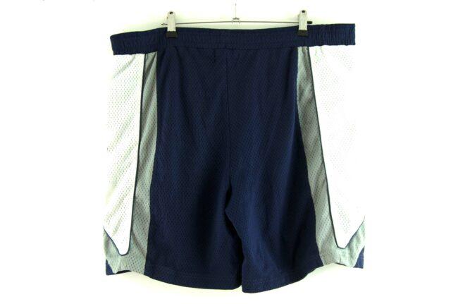 Back of Fila Basketball Shorts
