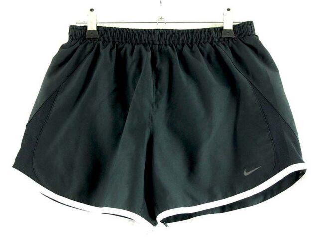 Nike Satin Shorts Black