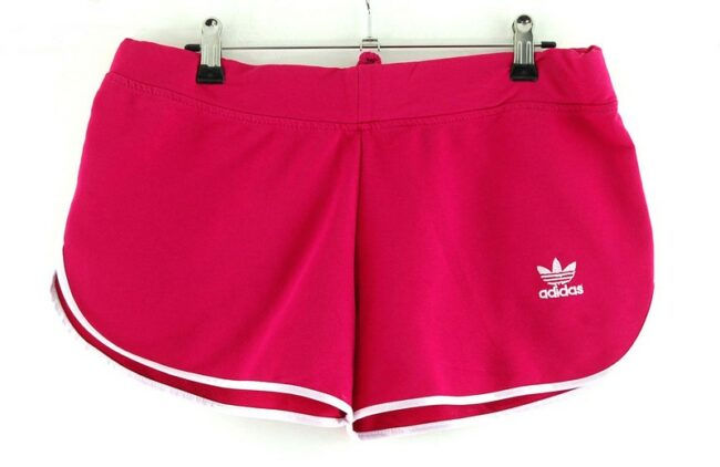 Pink Adidas Cotton Shorts Womens