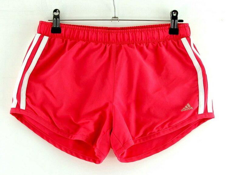 Pink Adidas Shorts Womens