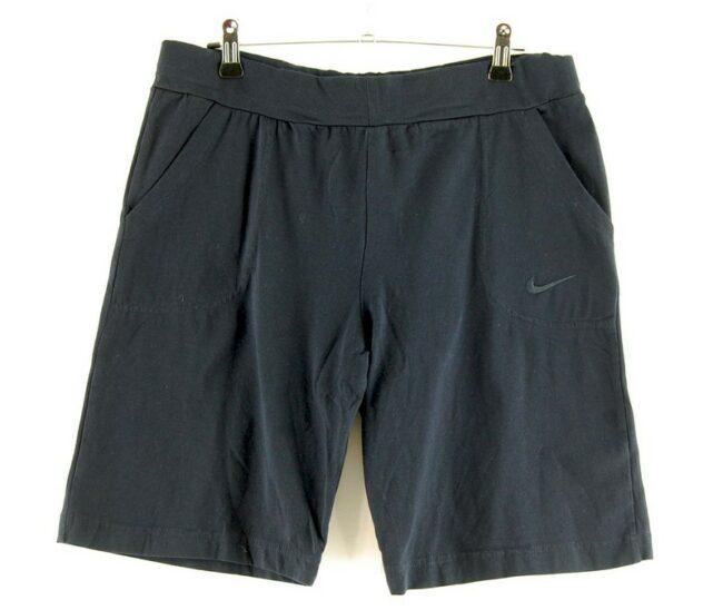 Black Nike Cotton Shorts