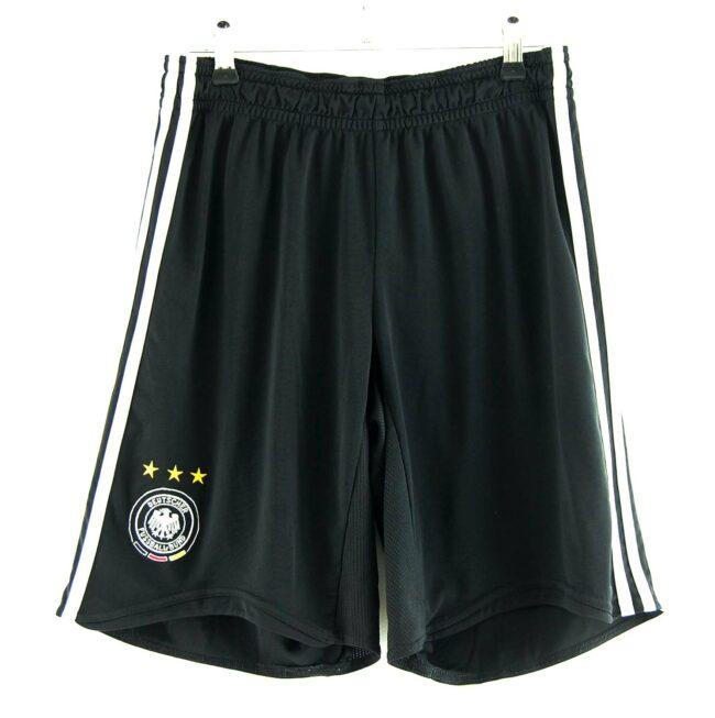 German Football Association Black Adidas Shorts