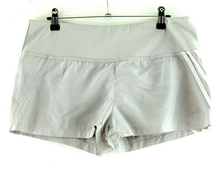 Mens Grey Adidas Shorts