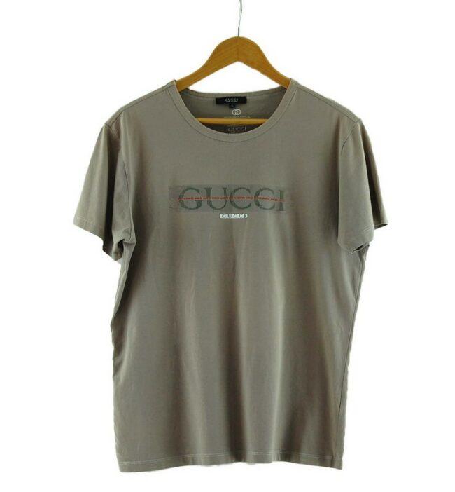 Mens Vintage Gucci T Shirt