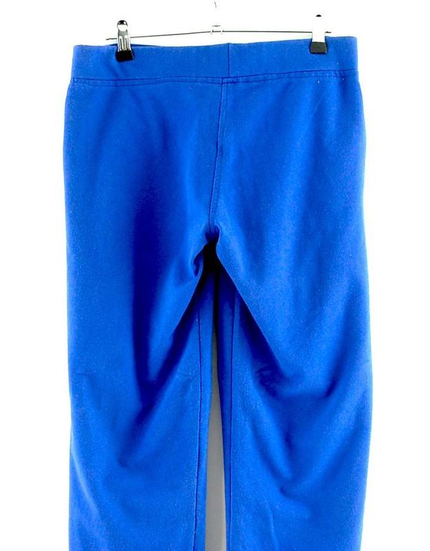 Close up Blue Burberry Joggers Womens