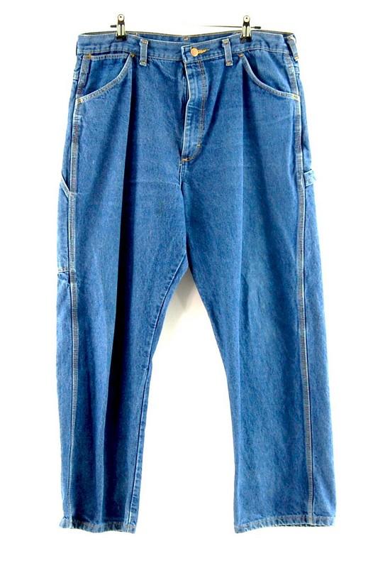 Front of Big Ben Denim Carpenter Pants