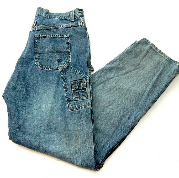 Denim Carpenters Riveted By Lee Jeans