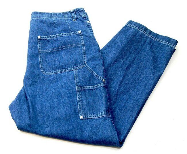 Blue Denim Carolina Bay Carpenter Pants