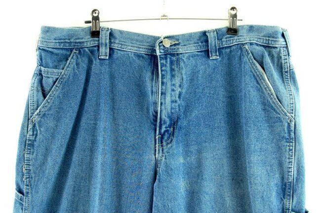 Close up of 5 Pocket Old Navy Jeans