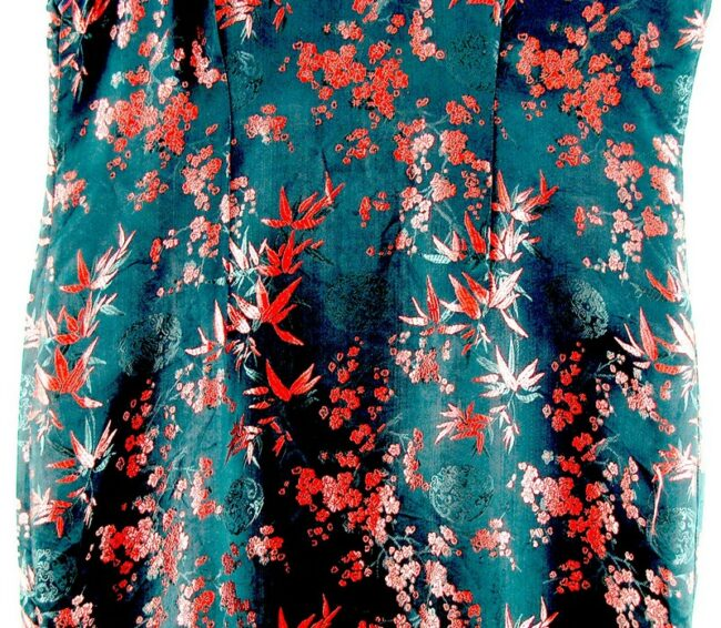 Chinese Dress fabric