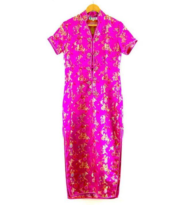 Purple Traditional Chinese Dress