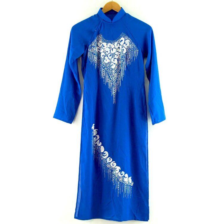 Ao Dai Vietnamese Dress
