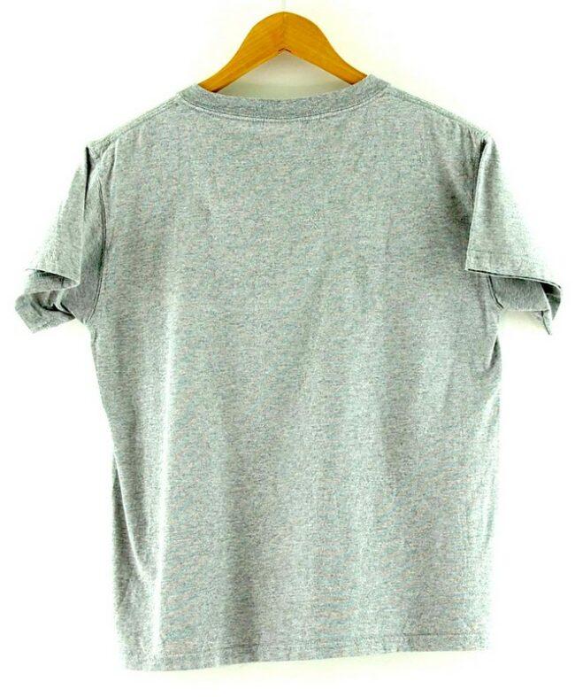 Back of Grey Arizona Diamondbacks T Shirt