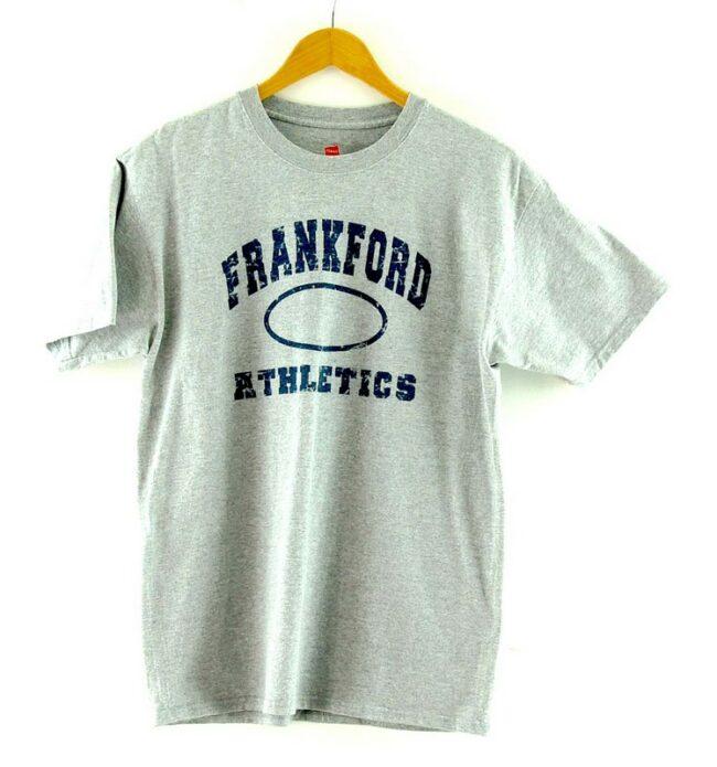 Grey Frankford Athletics American Sports Tee