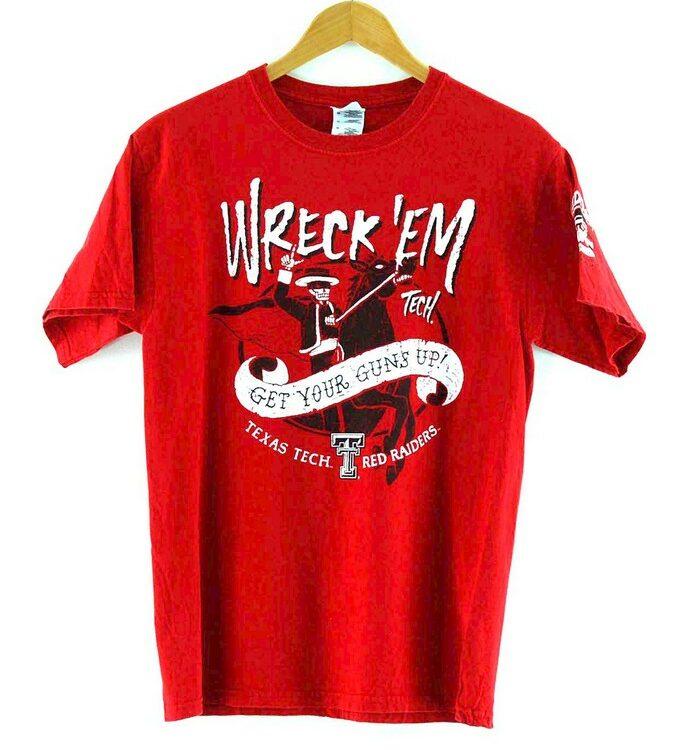 Texas Tech Red Raiders T Shirt