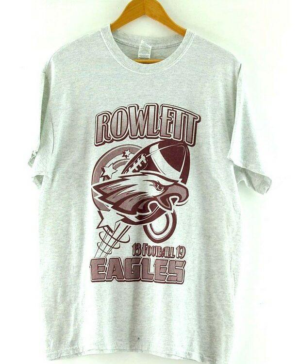 Rowlett Eagles Vintage T Shirt