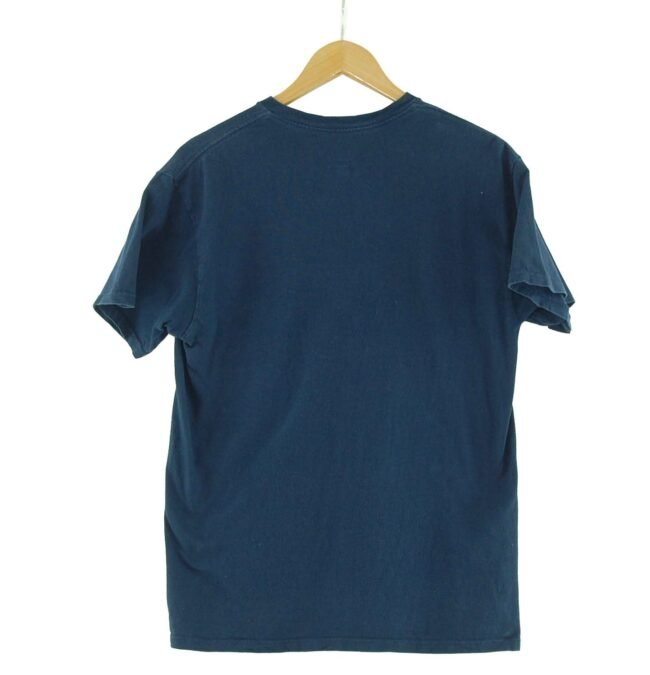 Back of Seattle Seahawks Vintage Football T Shirt