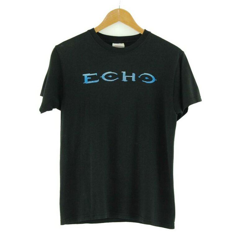 Echo Vintage Black T Shirt