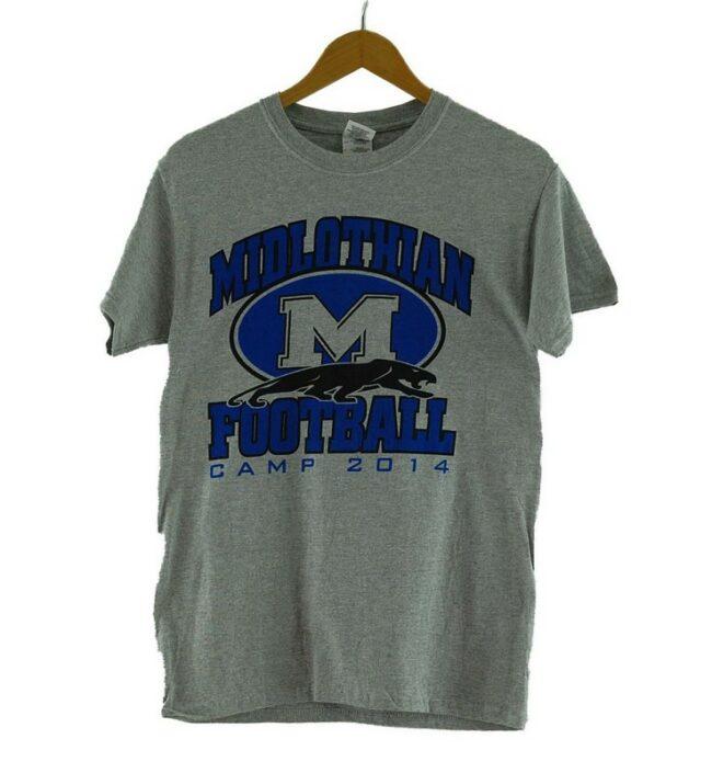 Midlothian Football Retro Tshirt