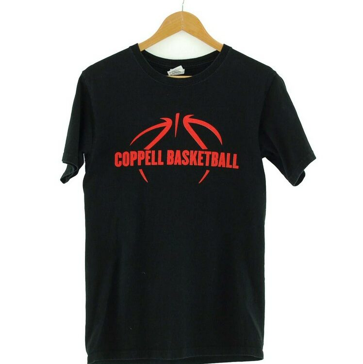 Coppell Basketball Retro Sports T Shirt