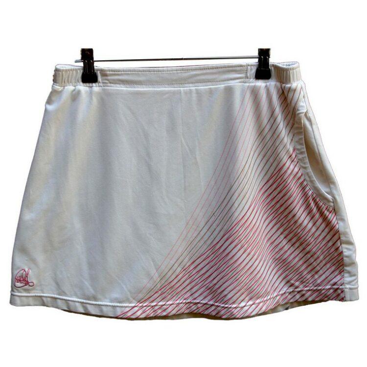 Climalite Adidas Tennis Skirt White