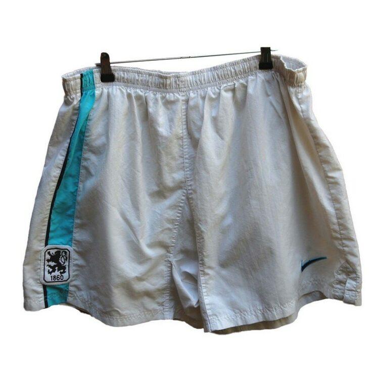 White Nike Shorts Mens