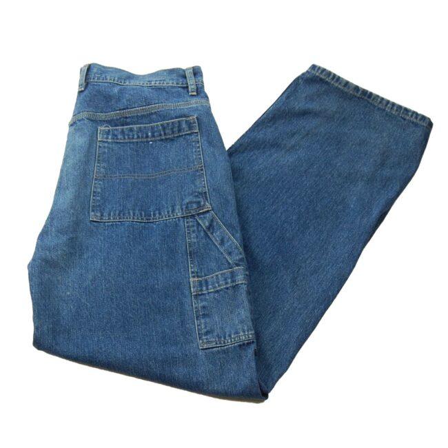 Mens Arizona Denim Carpenter Jeans