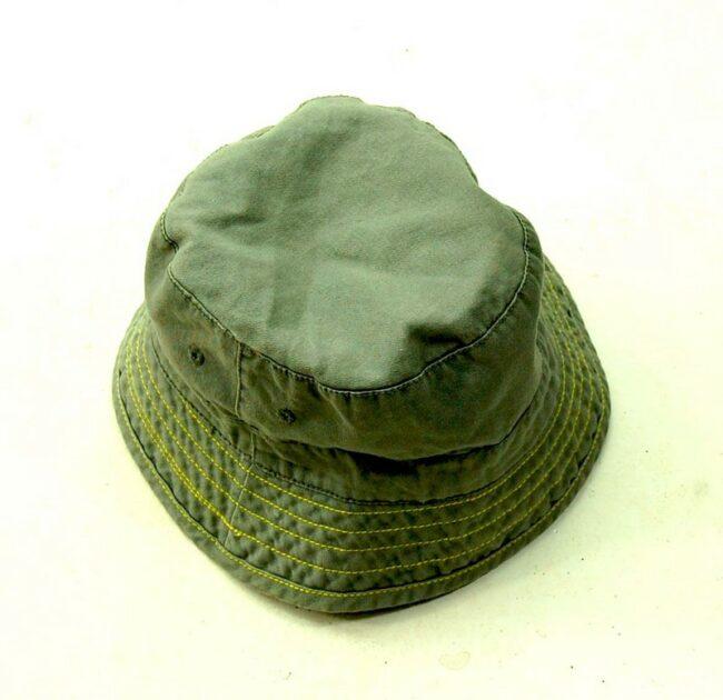 Olive Green Bucket Hat