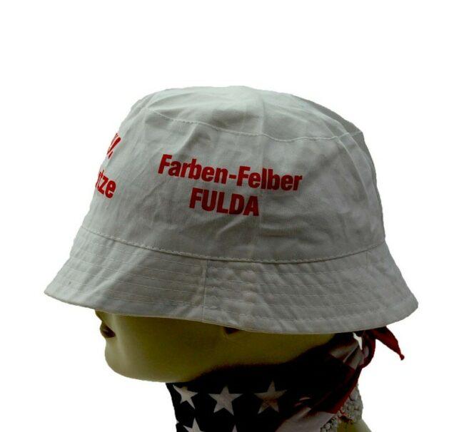 Farben and Putze Bucket Hat