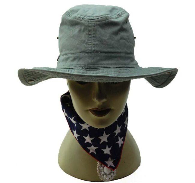 Grey Inscene Outback Hat